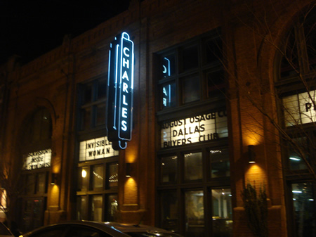 Charles Theater in Baltimore