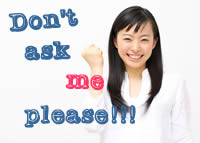 Don't Ask Japanese Women