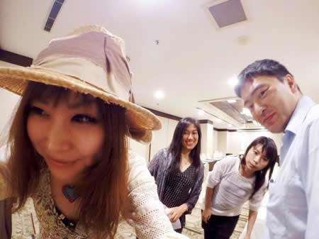 Meet Japanese Women in Singapore