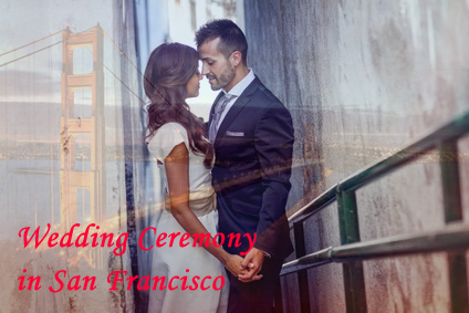 Wedding Ceremony and Speed Dating Event in San Francisco in November