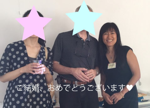 I got married to a Japanese woman : testimonials