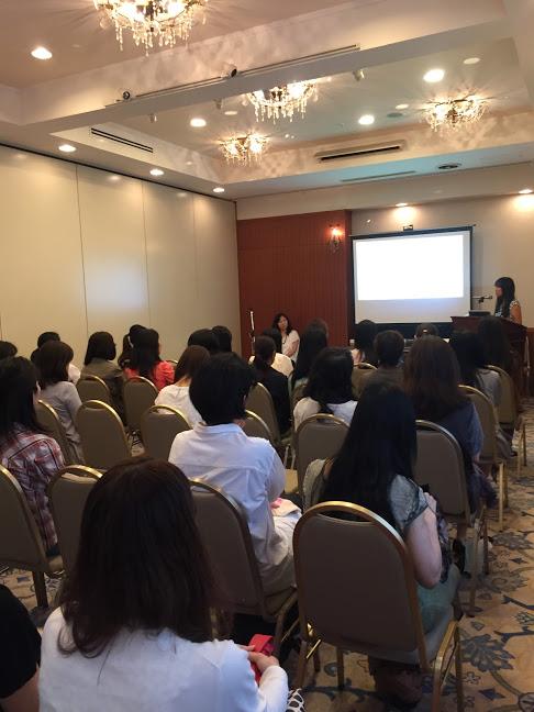 1. Make Happy Babies Seminar for Female Members