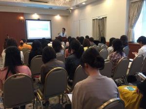 Make Happy Babies Seminar for Female Members
