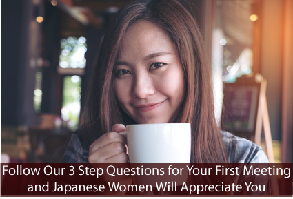 Japanese Women Appreciate you
