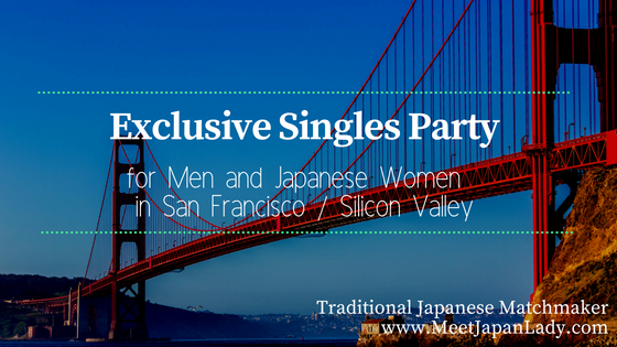Marry a Japanese women in San Francisco