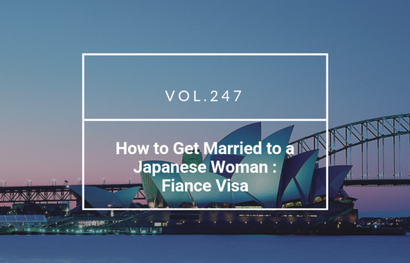How to marry a Japanese woman fiance visa