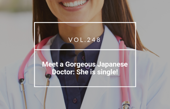Japanese Women Doctor