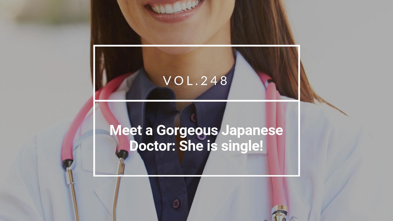 Japanese Women Doctor