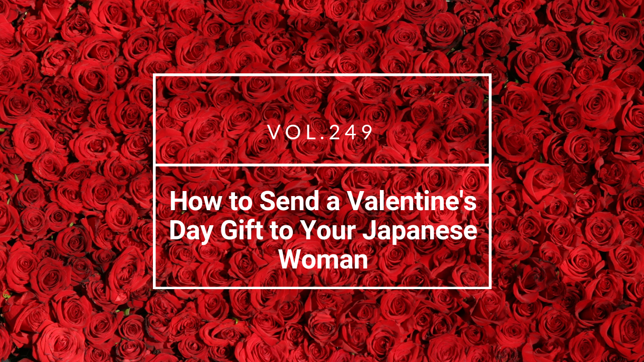 Japanese Women Valentine's Day and White Day