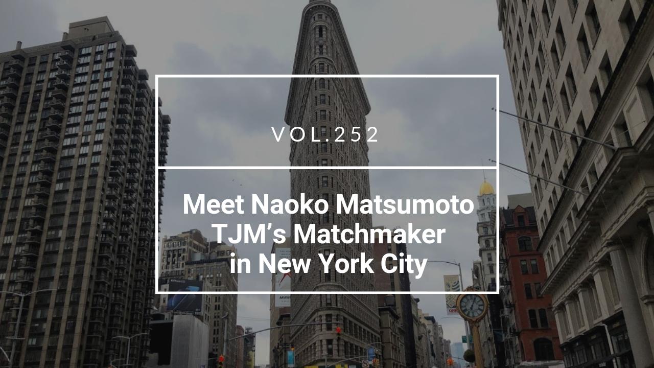 Meet Japanese women in NYC