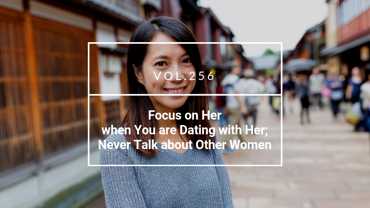 First Date with Japanese Women