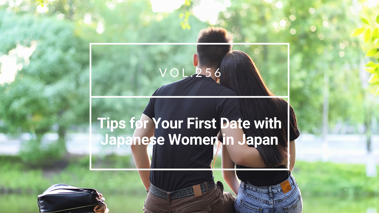 Tips for Your First Date with Japanese Women in Japan