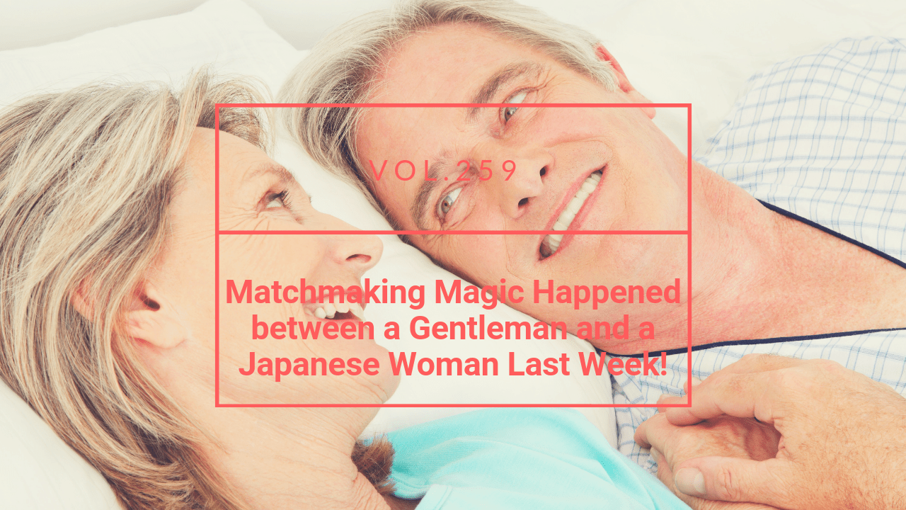 Japanese Woman Matchmaking