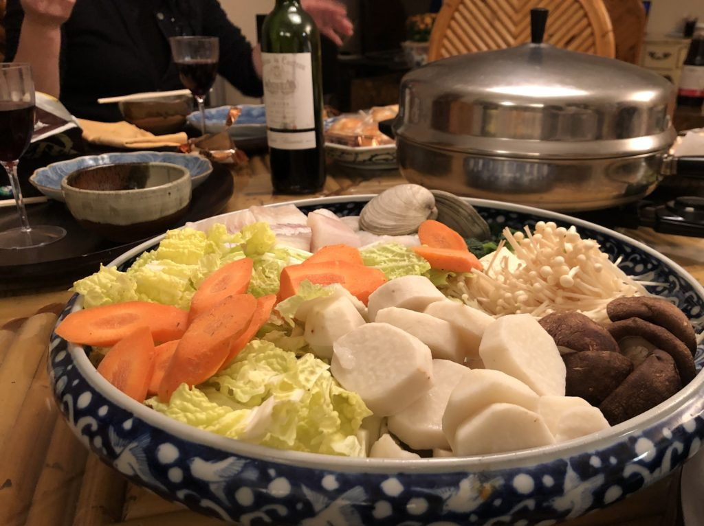 Nabe: Japanese traditional cuisine
