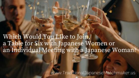 Meet Japanese women
